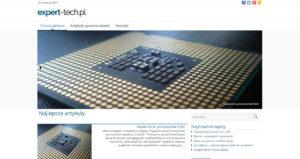 Artykuł sponsorowany technologie blog i portal