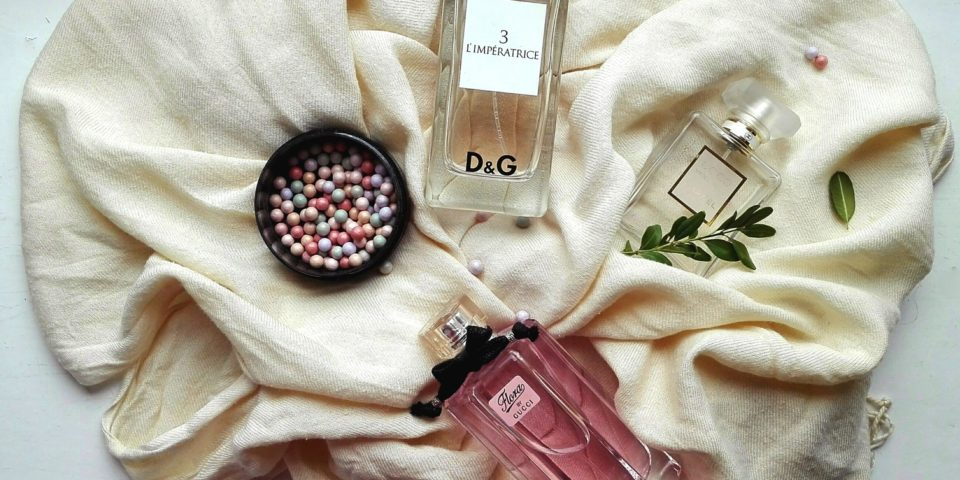 perfumetki od Happines