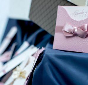 zaproszenia i dekoracje zamów na ModneWesele com